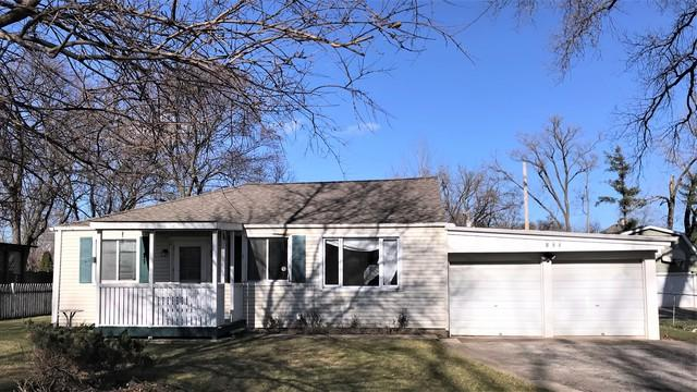 123 E Gregory Avenue, Mount Prospect, IL 60056 (MLS #09817918) :: The Schwabe Group