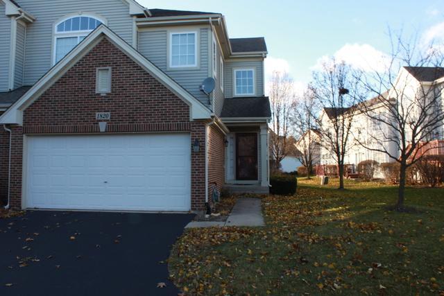 1820 Maureen Drive #1820, Hoffman Estates, IL 60192 (MLS #09817923) :: The Schwabe Group