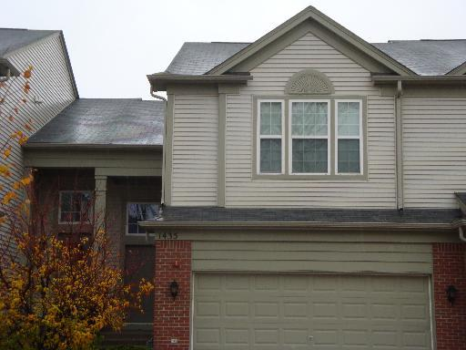 1435 Yellowstone Drive #1435, Streamwood, IL 60107 (MLS #09817929) :: The Schwabe Group