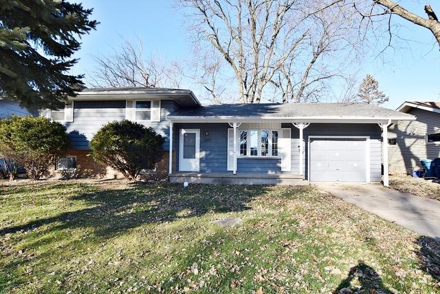 1501 Heather Drive, Aurora, IL 60506 (MLS #09817983) :: Key Realty