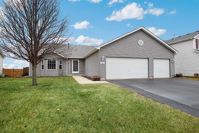 1301 Alene Drive, Plainfield, IL 60586 (MLS #09818021) :: Angie Faron with RE/MAX Ultimate Professionals