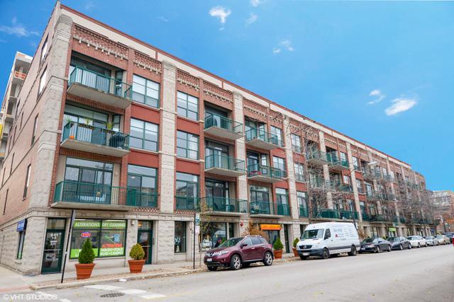 841 W Monroe Street 2F, Chicago, IL 60607 (MLS #09818206) :: Touchstone Group