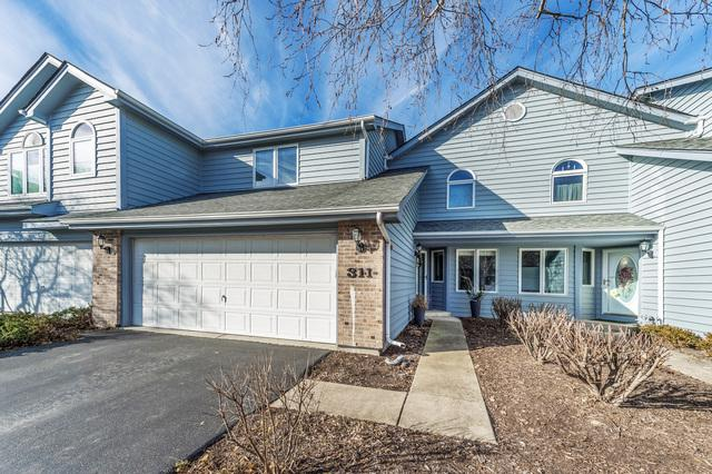 311 Jamatt Court, Naperville, IL 60540 (MLS #09818263) :: Angie Faron with RE/MAX Ultimate Professionals