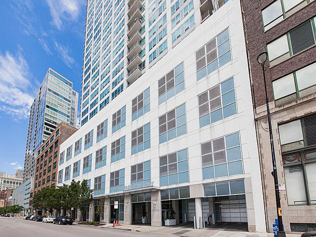 701 S Wells Street #2706, Chicago, IL 60607 (MLS #09818387) :: Touchstone Group