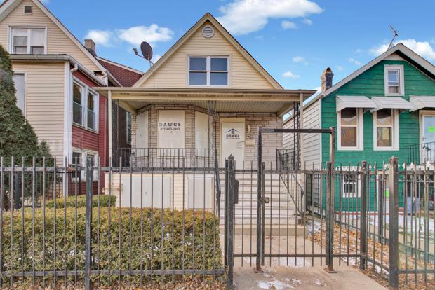 4328 N Kimball Avenue, Chicago, IL 60618 (MLS #09818599) :: Key Realty