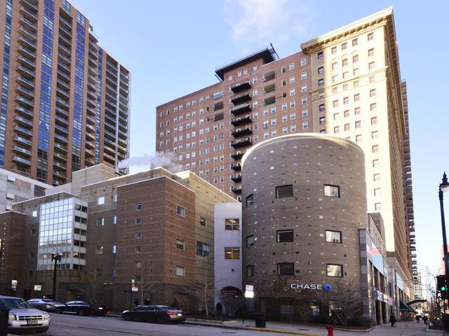 40 E 9th Street #1303, Chicago, IL 60605 (MLS #09818600) :: Key Realty