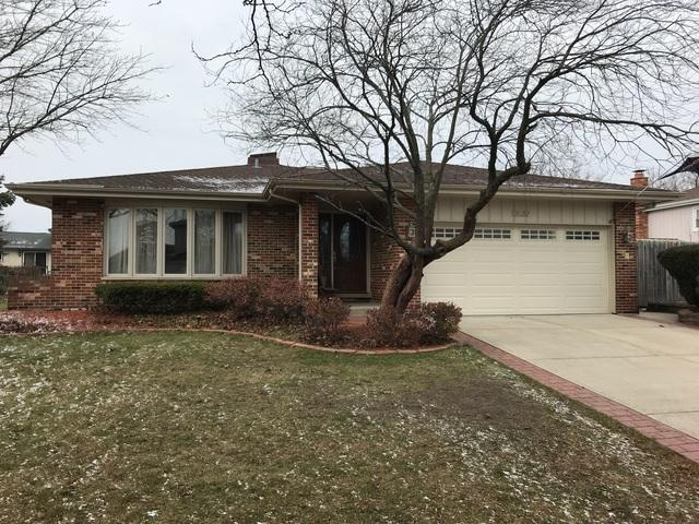 13532 Inverness Drive, Orland Park, IL 60462 (MLS #09818736) :: The Ryan Dallas Team