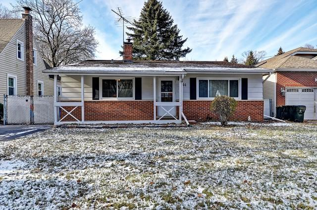 244 N Addison Road, Wood Dale, IL 60191 (MLS #09818891) :: Touchstone Group