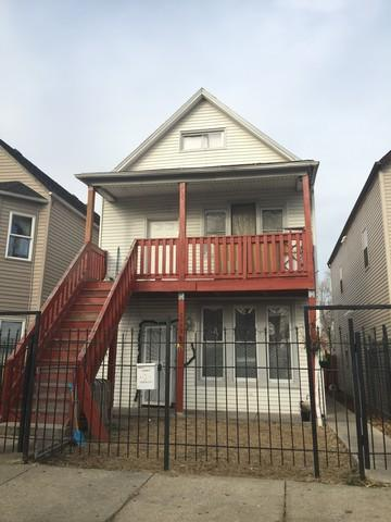 2048 W 52nd Place, Chicago, IL 60609 (MLS #09818985) :: House Hunters Team