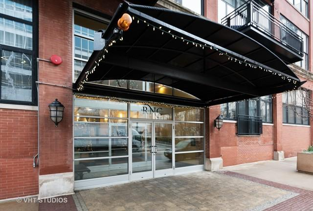 525 W Superior Street #133, Chicago, IL 60654 (MLS #09819766) :: The Jacobs Group