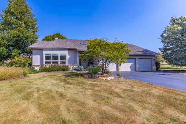 1 Hampton Lane, Hawthorn Woods, IL 60047 (MLS #09819975) :: Berkshire Hathaway HomeServices Snyder Real Estate