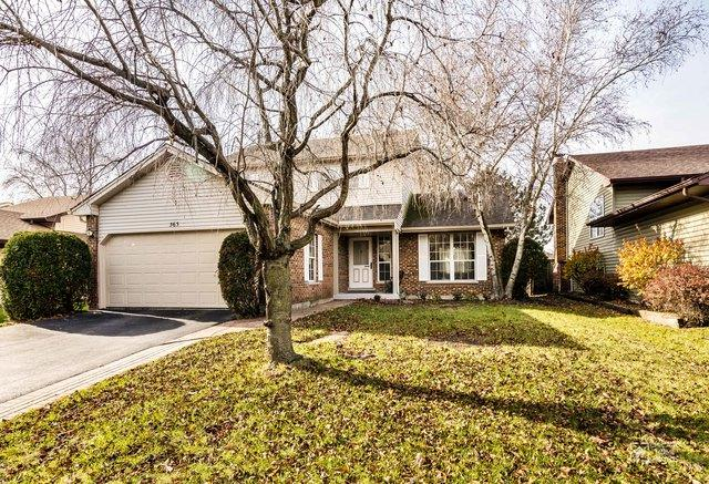 363 Pearson Circle, Naperville, IL 60563 (MLS #09820187) :: Property Consultants Realty