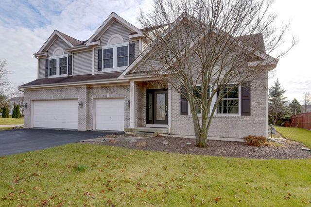 1417 Glenside Drive, Bolingbrook, IL 60490 (MLS #09821805) :: The Dena Furlow Team - Keller Williams Realty