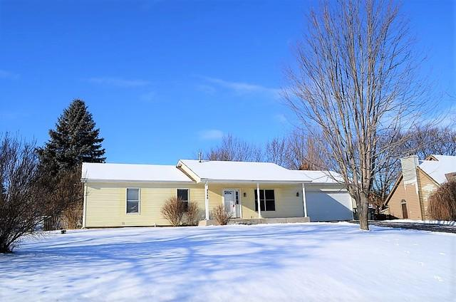 8546 221st Avenue, Salem, WI 53168 (MLS #09824280) :: Littlefield Group