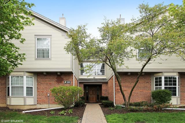 123 Willow Brook Court #7, Schaumburg, IL 60195 (MLS #09824524) :: Domain Realty