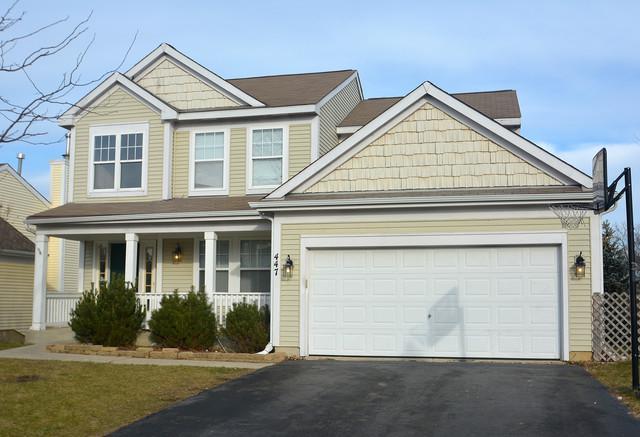 447 Havenwood Drive, Round Lake, IL 60073 (MLS #09825156) :: The Dena Furlow Team - Keller Williams Realty