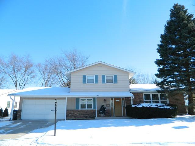4025 Suffolk Lane, Hoffman Estates, IL 60192 (MLS #09825254) :: The Jacobs Group