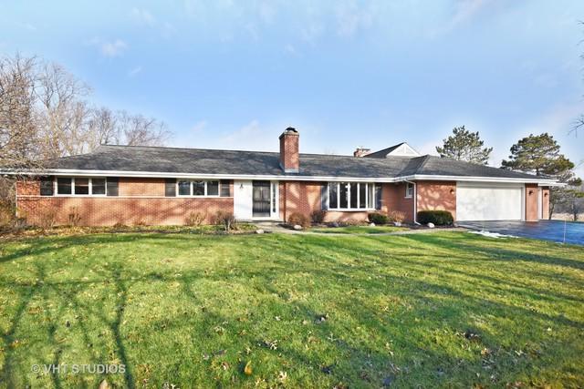 28300 W Merri Oaks Road, Barrington Hills, IL 60010 (MLS #09825377) :: The Jacobs Group