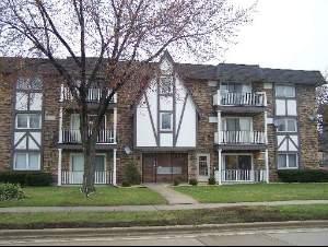 5858 W 87th Street 2A, Burbank, IL 60459 (MLS #09825604) :: Domain Realty