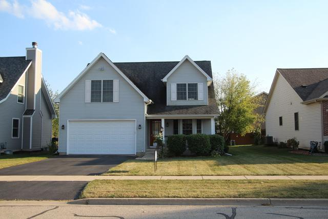 610 Indigo Lane, Woodstock, IL 60098 (MLS #09825623) :: The Jacobs Group
