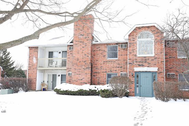 1360 Cunat Court 2C, Lake In The Hills, IL 60156 (MLS #09826455) :: The Jacobs Group
