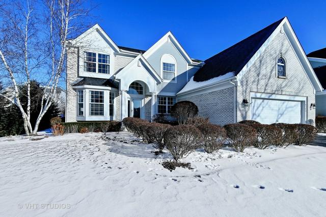 6140 Murifield Drive, Gurnee, IL 60031 (MLS #09826604) :: Lewke Partners