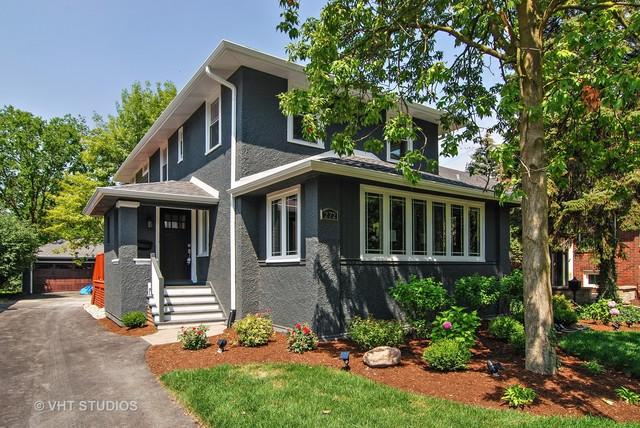 272 Bartram Road, Riverside, IL 60546 (MLS #09829366) :: The Wexler Group at Keller Williams Preferred Realty
