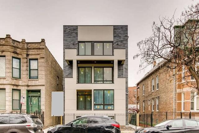 1112 N Mozart Street 1W, Chicago, IL 60622 (MLS #09829639) :: The Perotti Group