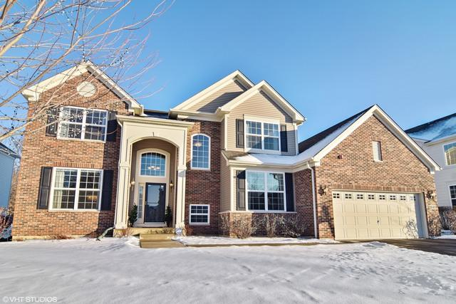 2141 Edgartown Lane, Hoffman Estates, IL 60192 (MLS #09830263) :: The Dena Furlow Team - Keller Williams Realty