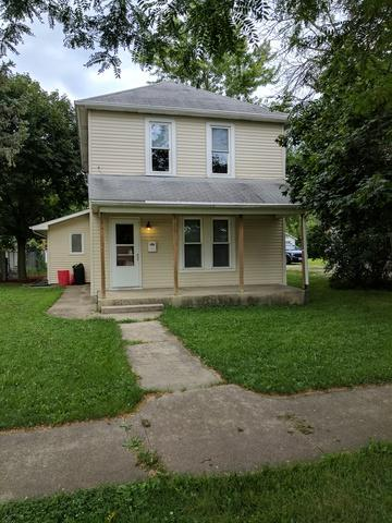 213 N Thomas Street, Gilman, IL 60938 (MLS #09830296) :: Littlefield Group