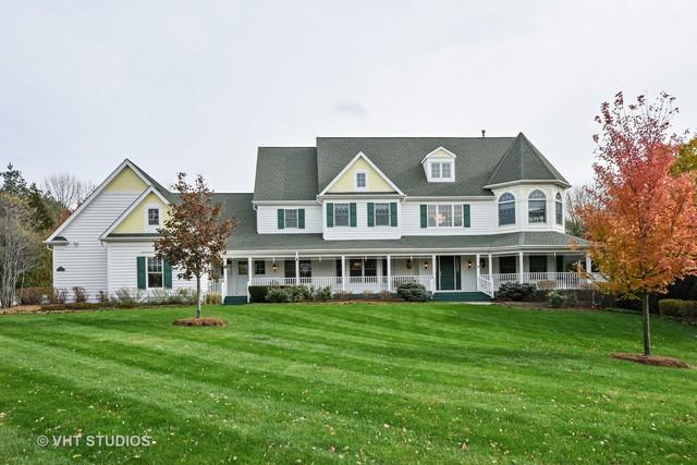 35 Dundee Lane, Barrington Hills, IL 60010 (MLS #09831059) :: The Jacobs Group