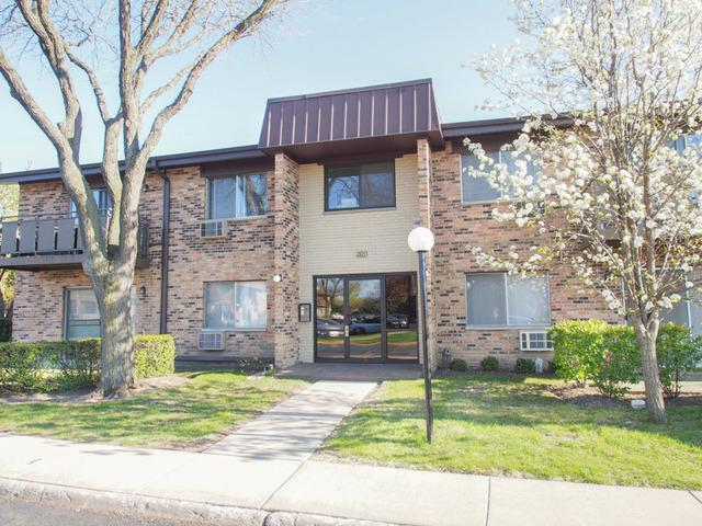 2618 N Windsor Drive #104, Arlington Heights, IL 60004 (MLS #09831580) :: The Jacobs Group