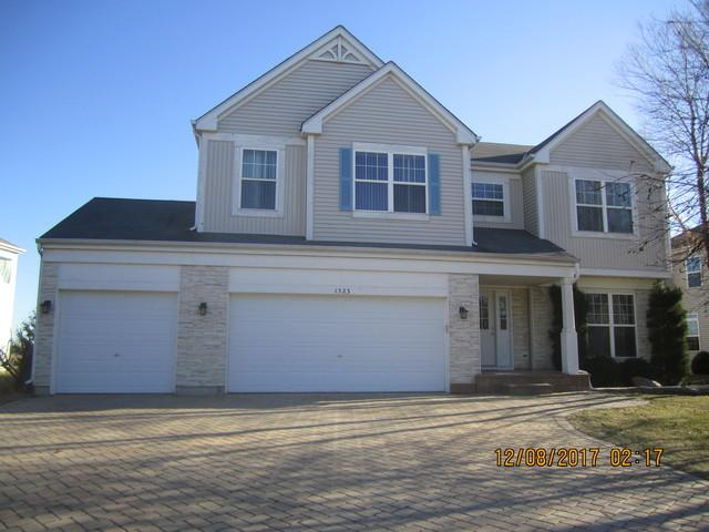 1523 Trails End Lane, Bolingbrook, IL 60490 (MLS #09831826) :: Lewke Partners