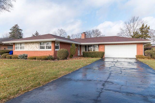 6206 W 128th Street, Palos Heights, IL 60463 (MLS #09831867) :: The Wexler Group at Keller Williams Preferred Realty
