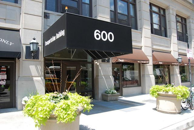 600 S Dearborn Street #1208, Chicago, IL 60605 (MLS #09831982) :: Touchstone Group