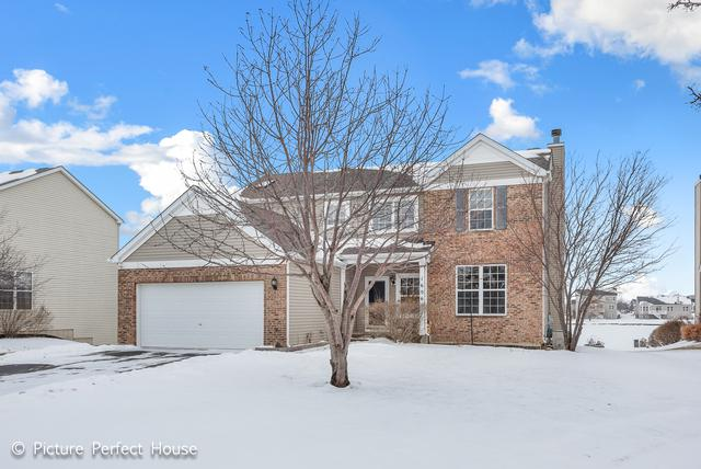 1606 Auburn Lakes Drive, Shorewood, IL 60404 (MLS #09832074) :: The Wexler Group at Keller Williams Preferred Realty