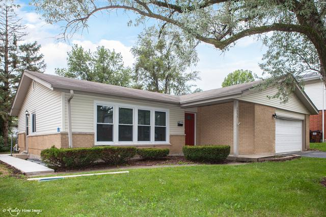 1335 Jamie Lane, Homewood, IL 60430 (MLS #09832188) :: The Wexler Group at Keller Williams Preferred Realty