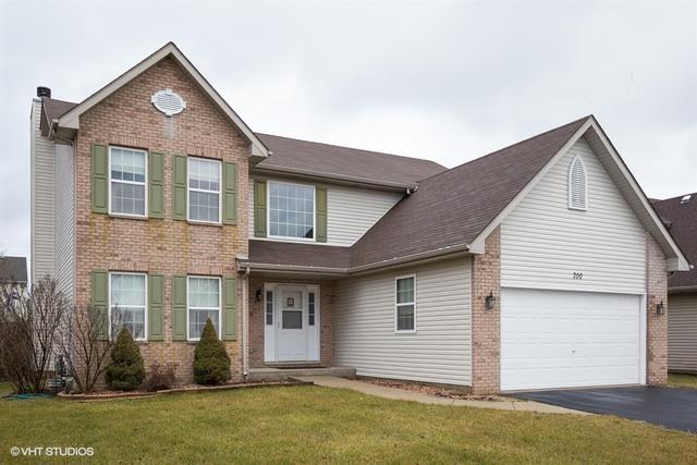 700 Heintz Drive, Shorewood, IL 60404 (MLS #09832229) :: The Wexler Group at Keller Williams Preferred Realty
