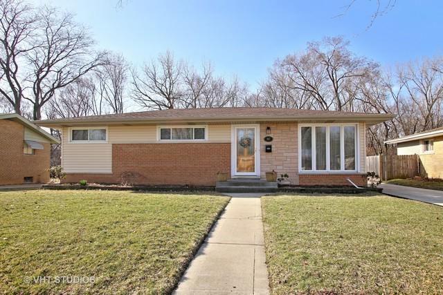 447 E Palmer Avenue, Addison, IL 60101 (MLS #09832625) :: Baz Realty Network | Keller Williams Preferred Realty