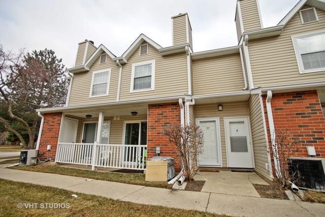 1271 Wyndham Lane #107, Palatine, IL 60074 (MLS #09832777) :: The Jacobs Group