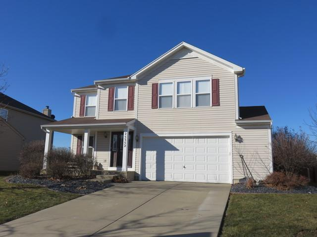 25352 Shannon Drive, Manhattan, IL 60442 (MLS #09833029) :: The Wexler Group at Keller Williams Preferred Realty