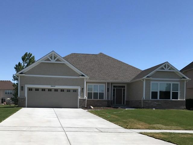 1125 Fox Wood Lane, Downers Grove, IL 60516 (MLS #09833060) :: Lewke Partners