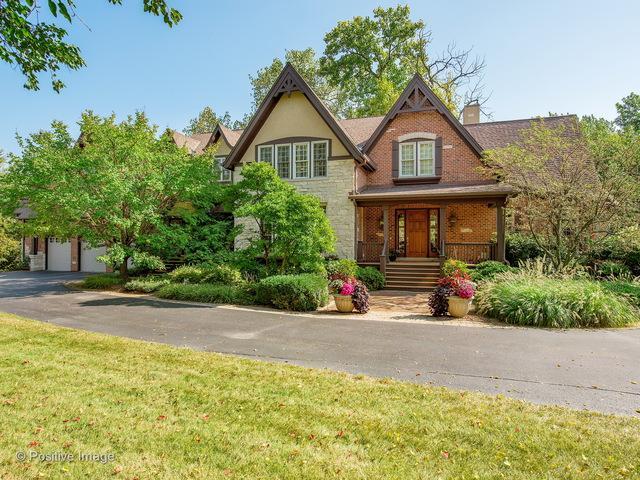 6401 S Garfield Avenue, Burr Ridge, IL 60527 (MLS #09833136) :: The Wexler Group at Keller Williams Preferred Realty