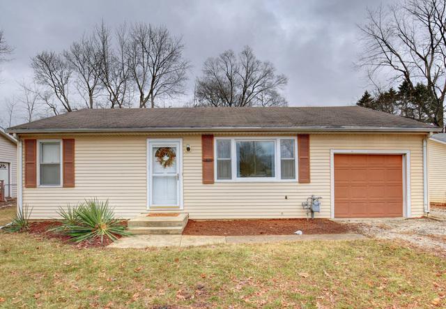 1408 S Mattis Avenue, Champaign, IL 61821 (MLS #09833181) :: Ryan Dallas Real Estate