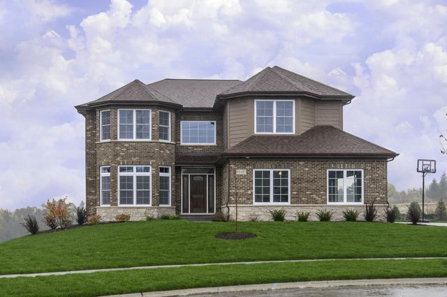 12776 Rosa Lane, Lemont, IL 60439 (MLS #09833590) :: The Wexler Group at Keller Williams Preferred Realty