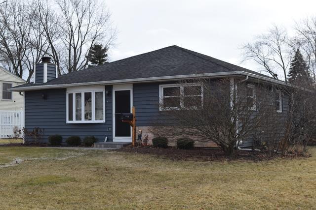 2701 Sigwalt Street, Rolling Meadows, IL 60008 (MLS #09833620) :: RE/MAX Unlimited Northwest