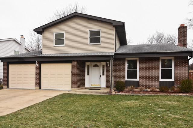 3305 N Carriageway Drive, Arlington Heights, IL 60004 (MLS #09833657) :: The Jacobs Group