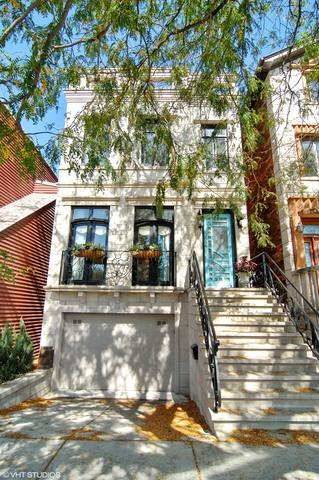 2556 W Huron Street, Chicago, IL 60612 (MLS #09833955) :: Property Consultants Realty