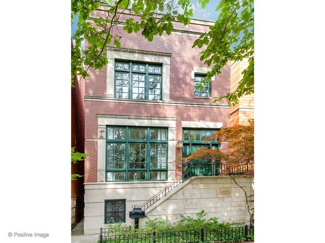 1852 N Mohawk Street, Chicago, IL 60614 (MLS #09834051) :: The Perotti Group
