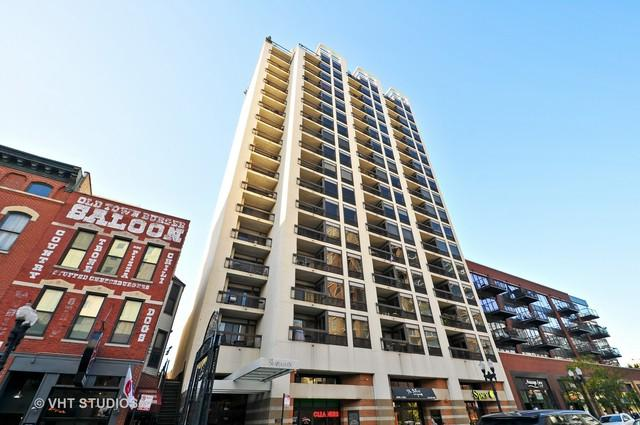1212 N Wells Street #1203, Chicago, IL 60610 (MLS #09834152) :: The Perotti Group